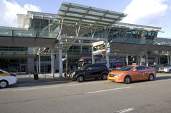 Incheon international airport exteriors Stock Photography