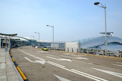 Incheon International Airport. Seoul, South Korea royalty free stock images