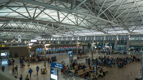 Incheon International Airport in Seoul, South Korea Stock Photography