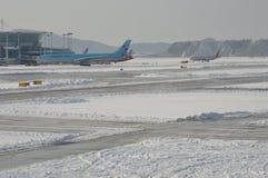 Incheon International Airport Royalty Free Stock Photos