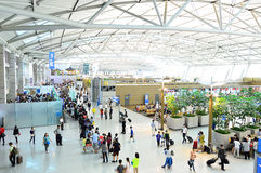 The Incheon International Airport Royalty Free Stock Image