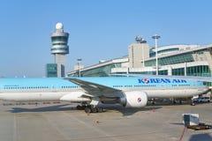 Incheon Internationale Luchthaven royalty-vrije stock afbeelding