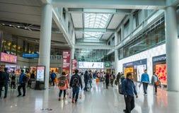 Incheon lotnisko Zdjęcia Stock
