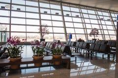 Incheon lotnisko Obraz Stock