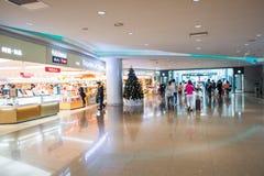 Incheon lotnisko Obrazy Stock