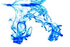 Inchiostro astratto Fotografia Stock Libera da Diritti