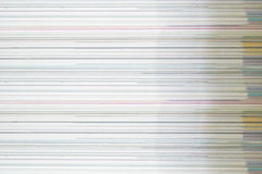 Inchiostro colorato struttura di carta Fotografie Stock Libere da Diritti