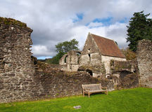 Inchmahome Priory Stock Photo