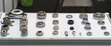 Incidence de précision d'Igh pour le roulement industriel et à billes des véhicules à moteur, r image libre de droits