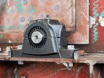 Incidence industrielle photos stock