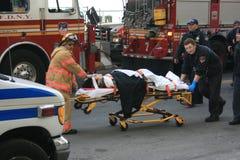 Incidente Fotografie Stock