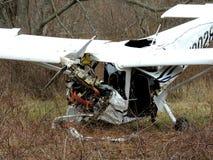 Incidente aereo Fotografie Stock Libere da Diritti