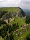 Incidente de la montaña fotografía de archivo libre de regalías