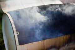 Incidente della griglia Fotografia Stock