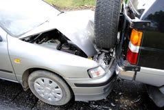Incidente stradale Immagine Stock Libera da Diritti