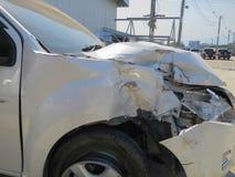 Incidente stradale Immagini Stock