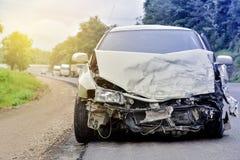 Incidenti stradali fotografia stock libera da diritti
