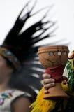 Incienso azteca Imagenes de archivo