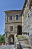 Incisa Camerana Castle-1 Royalty Free Stock Images