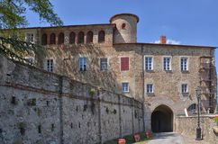 Incisa Camerana Castle-4 Royalty Free Stock Photography
