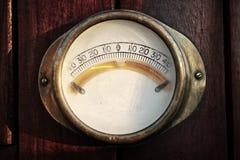 Inclinómetro Fotos de archivo libres de regalías