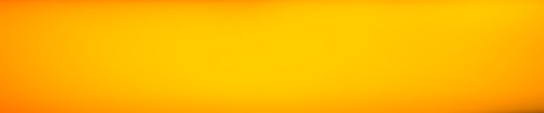 Inclinação alaranjado e amarelo Imagem de Stock Royalty Free