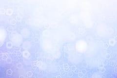 Inclinação azul distorcido do fundo Imagens de Stock Royalty Free