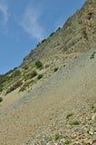 Inclinação de montanha Foto de Stock Royalty Free