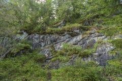 Inclinação de pedra Imagem de Stock Royalty Free