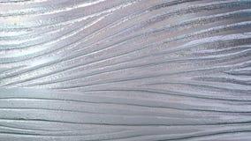 Inclinación abstracta del fondo encima de la superficie de la ventana de cristal metrajes