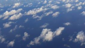 Inclinazione 4k Florida S.U.A. della pianura di vista del cielo di Miami Beach di giorno di estate stock footage