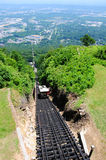 Incline Railway Stock Photo