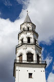 Inclined tower in the city of Nevyansk . Russia Stock Images