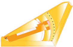 Inclinometer Royalty Free Stock Photo