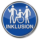 Inclusion Royalty Free Stock Images