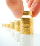 Income. Royalty Free Stock Photography