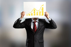 Income concept Royalty Free Stock Image