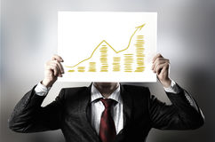 Income concept Stock Images