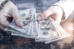 Income concept Stock Image