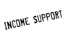 Income Support rubber stamp Stock Photos