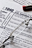 Income Tax Time Stock Photography