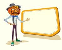 Inconformista Halloween. Fotografía de archivo libre de regalías
