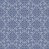 Inconsútil azul Stock de ilustración