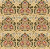 Inconsútil-Fondo para la alfombra y las telas ilustración del vector