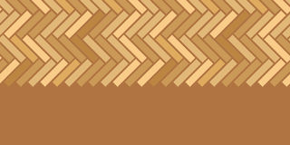 Inconsútil horizontal de madera abstracto de los paneles de piso Fotos de archivo