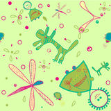Inconsútil para los niños Imagen de archivo libre de regalías