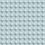 Textura de la geometría inconsútil Fotografía de archivo