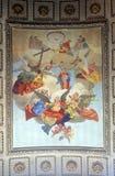Incoronazione del Virgin Mary Fotografie Stock Libere da Diritti