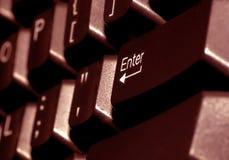 Incorpore el clave Fotos de archivo libres de regalías