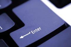 Incorpore el clave Imagen de archivo